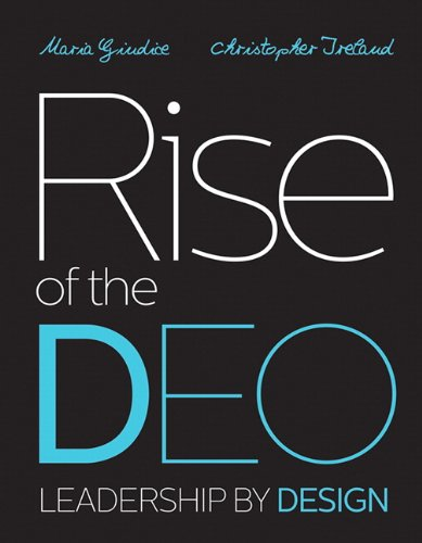 Rise of the DEO Leadership by Design  2014 edition cover