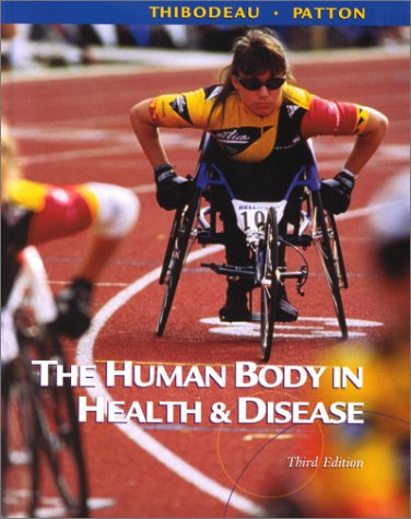 Human Body in Health and Disease  3rd 2002 (Revised) edition cover