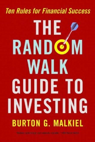 Random Walking Guide to Investing Ten Rules for Financial Success  2003 edition cover