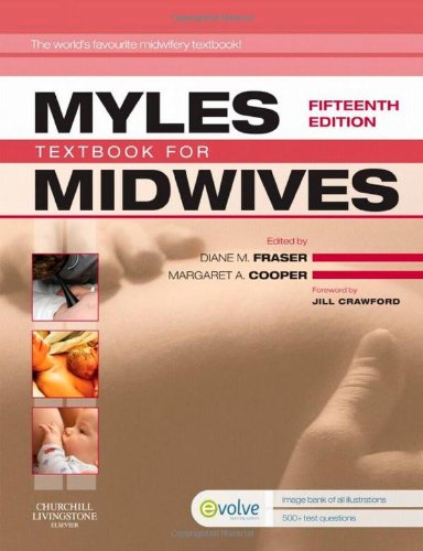 Myles' Textbook for Midwives  15th 2009 edition cover