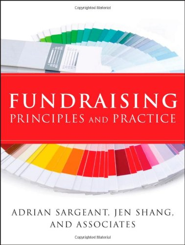 Fundraising Principles and Practice   2010 edition cover