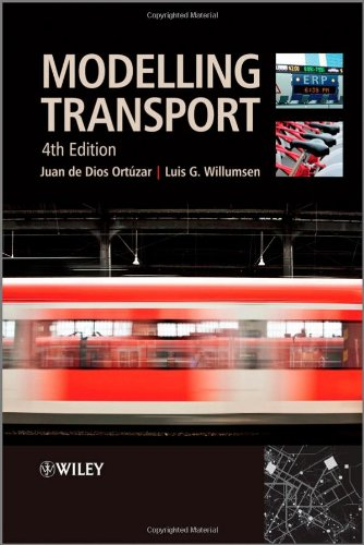 Modelling Transport  4th 2011 edition cover
