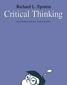 Critical Thinking  1st 1999 9780534558390 Front Cover