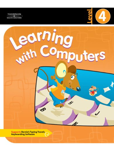 Learning with Computers Level 4   2004 9780538435390 Front Cover
