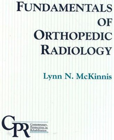 Fundamentals of Orthopedic Radiology 1st edition cover