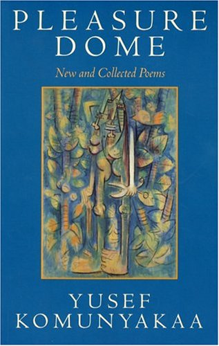 Pleasure Dome New and Collected Poems N/A edition cover