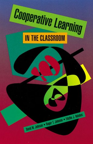 Cooperative Learning in the Classroom   1994 edition cover