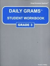 Daily Grams Grade 3 Student Workbook N/A edition cover