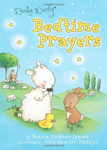 Really Woolly Bedtime Prayers   2009 9781400315390 Front Cover