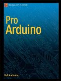 Pro Arduino   2013 9781430239390 Front Cover