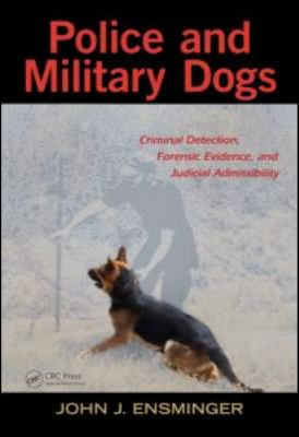 Police and Military Dogs   2011 edition cover