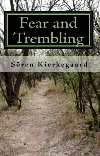 Fear and Trembling  N/A edition cover