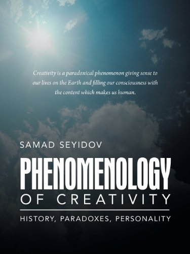 Phenomenology of Creativity: History, Paradoxes, Personality  2013 edition cover