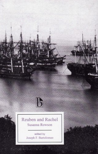 Reuben and Rachel Or, Tales of Old Times  2009 edition cover