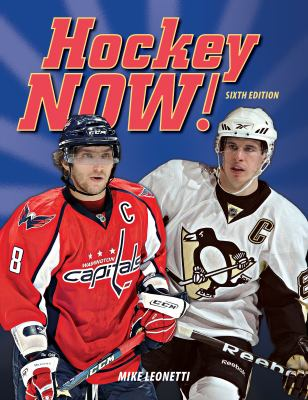 Hockey Now!  6th 2010 9781554076390 Front Cover
