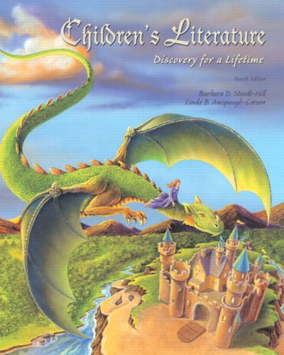 Children's Literature Discovery for a Lifetime 4th 2009 edition cover