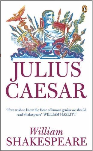 Julius Caesar (Penguin Shakespeare) N/A edition cover