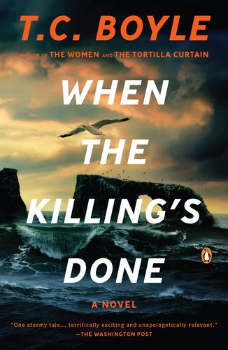 When the Killing's Done A Novel  2012 edition cover