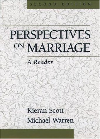 Perspectives on Marriage A Reader 2nd 2000 (Revised) edition cover
