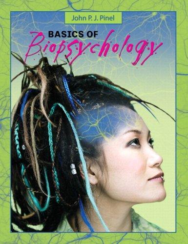 Basics of Biopsychology   2007 edition cover