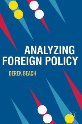 Analyzing Foreign Policy   2012 edition cover