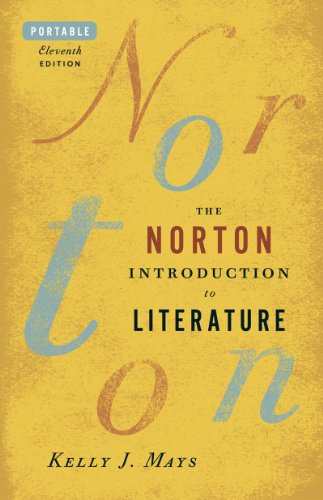 The Norton Introduction to Literature:   2013 9780393923391 Front Cover