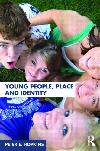 Young People, Place and Identity   2010 edition cover
