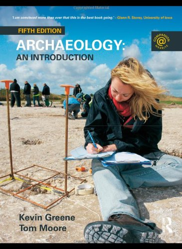 Archaeology An Introduction 5th 2010 (Revised) edition cover