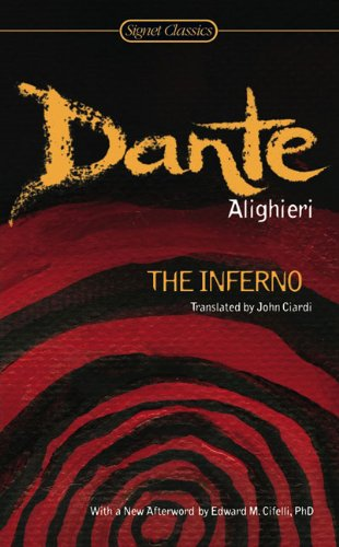 Inferno  N/A edition cover