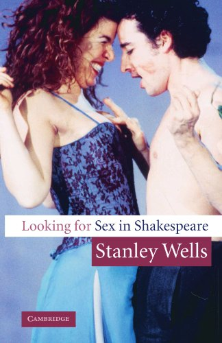 Looking for Sex in Shakespeare   2004 9780521540391 Front Cover