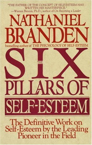 Six Pillars of Self-Esteem   2004 edition cover