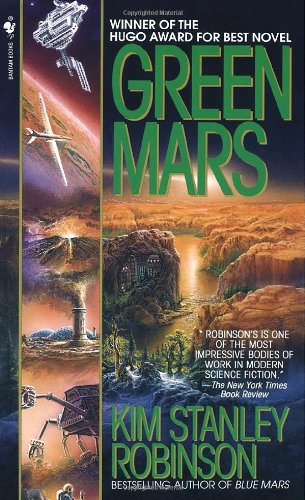 Green Mars  N/A edition cover