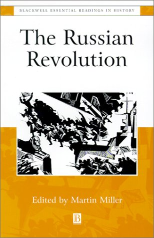 Russian Revolution The Essential Readings  2001 edition cover