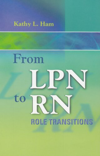 From LPN to RN Role Transitions  2002 9780721687391 Front Cover