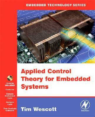 Applied Control Theory for Embedded Systems   2006 9780750678391 Front Cover
