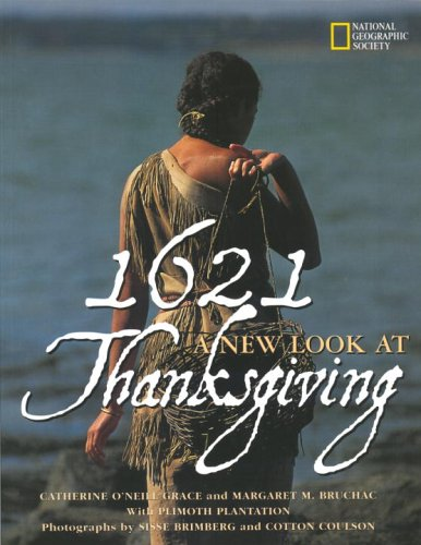 1621 A New Look at Thanksgiving  2004 edition cover