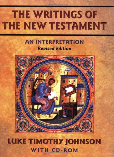 Writings of the New Testament   1999 edition cover