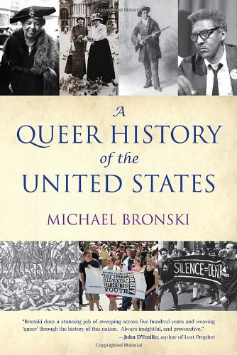 Queer History of the United States   2011 edition cover
