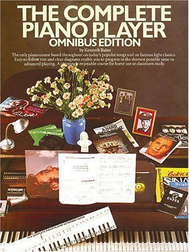 Complete Piano Player  N/A edition cover