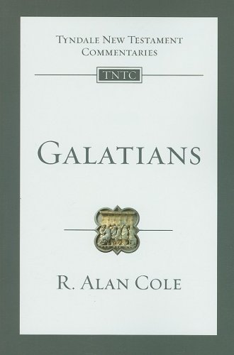 Galatians  2nd 2009 edition cover