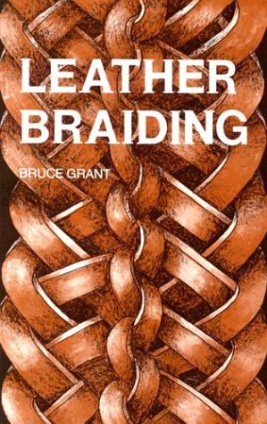 Leather Braiding  N/A 9780870330391 Front Cover