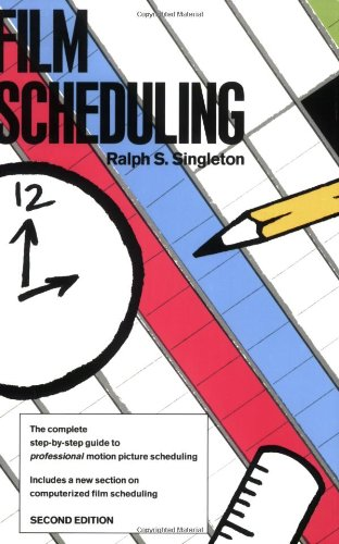 Film Scheduling  2nd 1999 edition cover