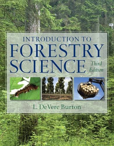 Introduction to Forestry Science  3rd 2013 edition cover