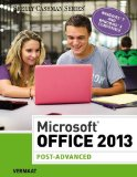 Microsoft� Office 2013, Post-Advanced   2014 edition cover