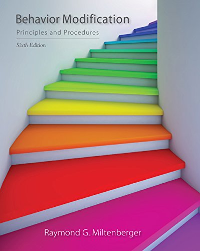 Behavior Modification: Principles and Procedures  2015 9781305109391 Front Cover