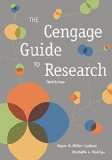 Cengage Guide to Research:   2016 edition cover