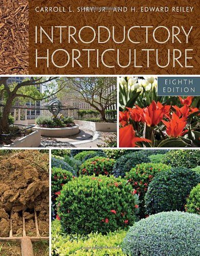 Introductory Horticulture  8th 2011 edition cover