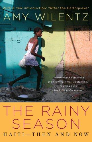 Rainy Season Haiti-Then and Now N/A edition cover