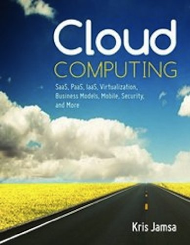 Cloud Computing   2013 edition cover
