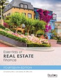 Essentials of Real Estate Finance:   2015 edition cover